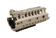 Performance Tan S-System Conversion Hand Guard RIS rail Assembly - Airsoft