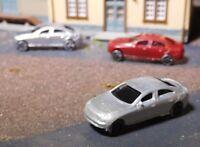 50 Autos, PKW, bunt gemischt, Spur N
