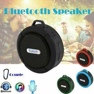 Lautsprecher Sound Box Bluetooth für Dusche Bad mit Saugnapf wasserdicht