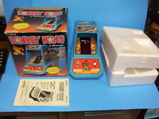 Vintage 1981 COLECO DONKEY KONG by NINTENDO Tabletop Electronic Game with Box