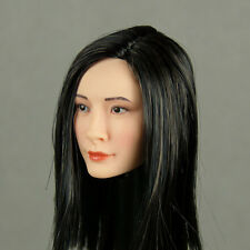 1/6 Scale Phicen, Hot Stuff Female Stainless Steel Body Asian Head Sculpt S09