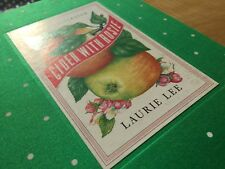 ILLUSTRATED CIDER WITH ROSIE By Laurie Lee Polka Dot cover is adorable!