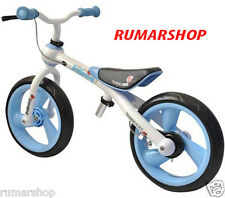 ANGEBOT NEU JD BUG TRAINING BALANCE BIKE + BRAKE LAUF RAD + BREMSE  KIDS blau