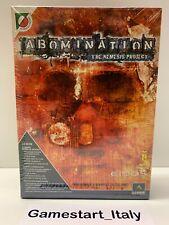 ABOMINATION THE NEMESIS PROJECT - PC COMPUTER - BIG BOX 1999 NUOVO SIGILLATO