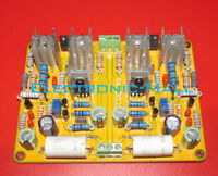 Beautifull Voice Class A Voltage Driven Amplifier 2-stage Differential AMP