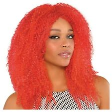 NEW Suit Yourself Fly Girl Red Wig for Adults, One Size