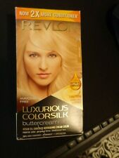 Revlon Luxurious Buttercreme Colorsilk 81N Light Blond Permanant Hair Color New