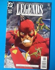 LEGENDS OF THE DC UNIVERSE Justice League February Feb 1999 99 Issue No 13 comic