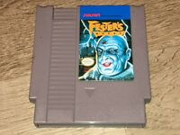 Fester's Quest Nintendo Nes Cleaned & Tested Authentic