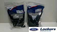 NEW GENUINE FORD Fiesta 2008 onwards -2017 Front And Rear Mudflaps