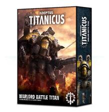 Warhammer 40K: Adeptus Titanicus: Warlord Battle Titan 400-06