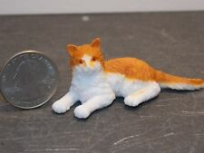 Dollhouse Miniature Pet Cat Animals 1:12 one inch scale K74 Dollys Gallery
