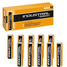 "100 x Duracell Industrial AAA Genuine Stock ""Free Next Day Delivery"" MN2400"