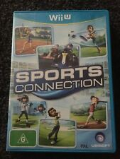 SPORTS CONNECTION WII U VERY GOOD CONDITION PAL FREE POSTAGE 🇦🇺