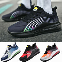 Men's Shoes Running Trainers Casual Gym Fitness Air Sports Sneakers Outdoor Size