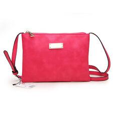 Cheap Woman Leather Satchel Handbag Shoulder Tote Messenger Crossbody Bag Hot