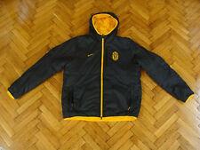 Juventus Soccer Reversible Top Italy Coat Nike Football Jacket NEW XL