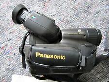 Panasonic Camcorder NV-S8E VHS-C Videocamera Digitalzoom HIFI Zubehörpaket