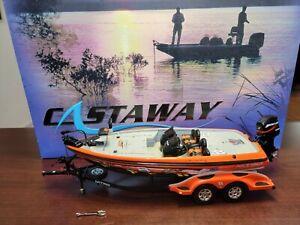 2002 Dale Earnhardt Jr #8 Looney Tunes Rematch Door Num 1:24 Castaway Nitro Boat