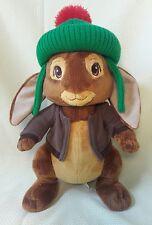 "Peter Rabbit's ""Benjamin Bunny"" Beatrix Potter Stuffed Plush Cartwheel Kids 15"""