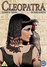 Cleopatra [DVD] [1963], Elizabeth Taylor, Richard Burton,  NEW & SEALED