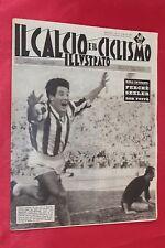 Rivista Sportiva IL CALCIO e il CICLISMO ILLUSTRATO Anno 1961 N°13 SIVORI