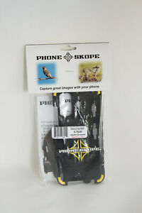 Phoneskope case for Samsung Galaxy S20 and your choice of eyepiece adapter