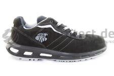 U-Power Club S3 SRC ESD Sicherheitsschuh/Sneaker gemilltes Nubukleder - Größe 42