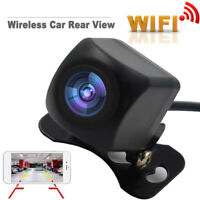 150° Auto VideoCamera Posteriore WiFi Wireless HD Backup Per phone Night Vision