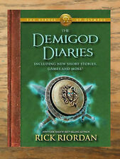 The Demigod Diaries by Rick Riordan (2012, Hardcover) (The Heroes of Olympus)NEW