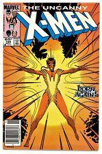 UNCANNY X-MEN #199(11/85)1:RACHEL SUMMERS AS PHOENIX,II(NEWSSTAND)CGC IT(9.0/9.2
