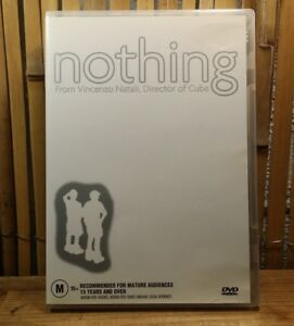 Nothing DVD Vincenzo Natali 2003 David Hewlett, Andrew Miller Artistic Movie