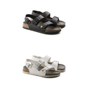 Birkenstock Milano ESD Unisex Work shoes   safety Shoe   Birko-Flor - NEW