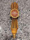 ORIGINAL Vintage Michelob Golden wheat  Beer Keg Tap Handle
