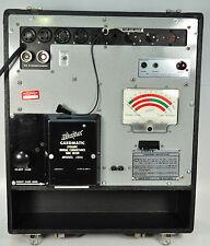 Hickok Model 123A CARDMATIC Tube Tester