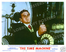 THE TIME MACHINE LOBBY SCENE CARD # 6 POSTER 1960 ROD TAYLOR