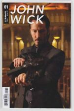 DYNAMITE JOHN WICK #1 COVER C PHOTO VARIANT 1ST PRINT