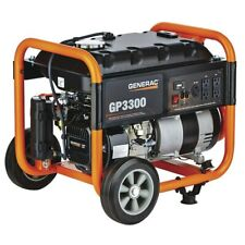 Generac 3,300 Running 3,750 Starting Watt Gasoline Portable Generator