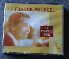 Franck Pourcel, le coffret d'or - selection reader's digest, 5 CD