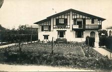 Carte PHoto Belle maison villa avec panneau A Vendre Pays basque ?