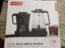 Dash Rapid 5 Minute Cold Brew System coffee maker