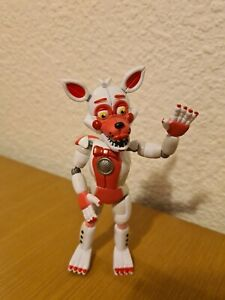 Fun Time Foxy Standing Figure FNAF Funko Merchandise Five Nights At Freddys