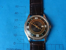 WINTAGE old GERMAN  watch ANKER  RETRO   21 JEWELS very rare  -COLLECTORS MODEL