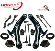 For NISSAN QASHQAI 07-11 FRONT ARMS, LINKS, BUSHS, TRACK RODS, MOUNTS & BEARINGS