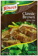 Knorr Classic Brown Gravy Mix (Pack of 3) 1.2 oz Packets