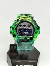 Casio G Shock DW-6900 Frog skin🐸