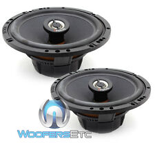 "FOCAL CAR AUDIO 165CA 6.5"" COAXIAL ACCESS SERIES 6 1/2"" SPEAKERS PAIR"