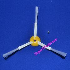 1PC 3-Arm Side Brush+ 1PC Screw for iRobot Roomba 500 600 700 series 530 650 760