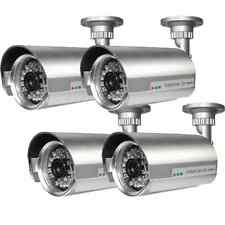 4 x 1/3 SONY IR CCD CCTV OUTDOOR Waterproof CAMERAS