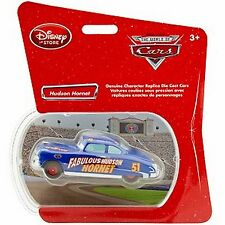Disney Store Pixar Cars Exclusive Hudson Hornet Die Cast  Bubble pack 1:43 NEW